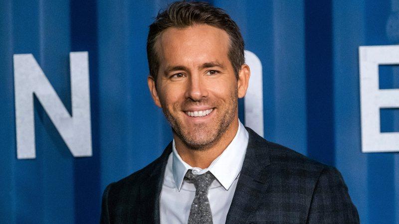 Rolling Stone · Ryan Reynolds vai comandar novo filme de comédia da Netflix