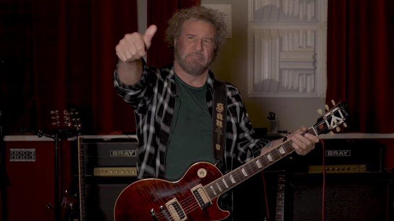 Sammy Hagar, do Van Halen, cancela todos os shows na América do Sul devido ao aumento de casos de Coronavírus