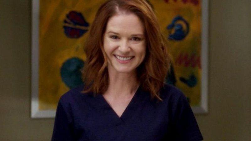 Por que April Kepner retorna em nova temporada de Grey's Anatomy? Sarah Drew responde