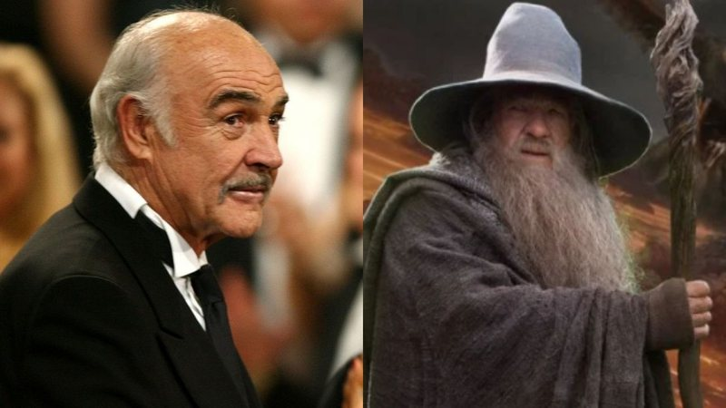 Os papéis mais icônicos que Sean Connery recusou, segundo site · Rolling  Stone