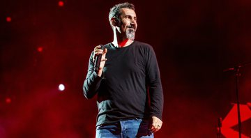 None - Serj Tankian, do System of a Down (Foto: Amy Harris/Invision/AP)
