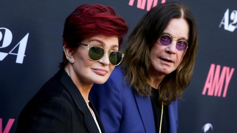 Ozzy e Sharon Osbourne fecham contrato para filme contando sua história