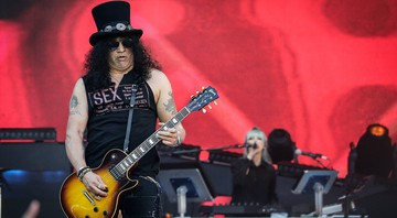 None - O guitarrista Slash (Foto:Sipa/AP Images)