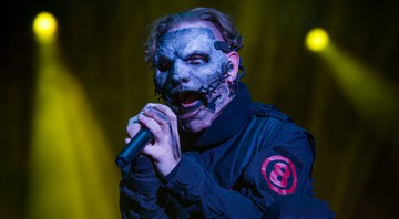 None - Corey Taylor (Foto:Amy Harris/Invision/AP)