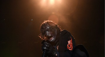 None - Corey Taylor, vocalista do Slipknot (Foto:CTK/AP Images)