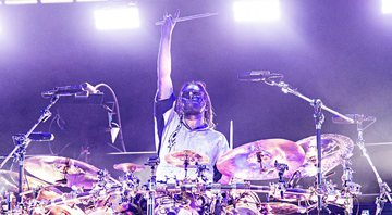 None - Jay Weinberg (Foto: Amy Harris/Invision/AP)