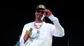 None - Snoop Dogg, em show em 2019 (Foto: Paul R. Giunta/Invision/AP)