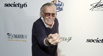 None - Stan Lee (Foto:Chris Pizzello/Invision/AP)