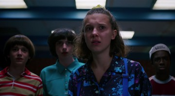 None - Cena do trailer da terceira temporada de Stranger Things (Foto:Reprodução)