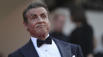 None - Sylvester Stallone (Foto: AP Photo / Petros Giannakouris)