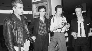 None - The Clash (Foto: AP)