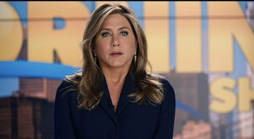 None - Jennifer Aniston no trailer de The Morning Show (Foto: Reprodução Apple TV)