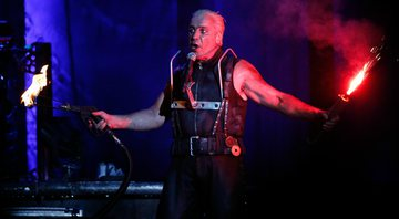 None - Til Lindemann (Foto: Axel Heimken / picture-alliance / dpa / AP Images)