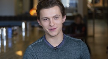 None - Tom Holland (Foto: Willy Sanjuan / Invision / AP)