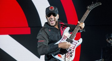 None - Tom Morello (Foto: Amy Harris/Invision/AP)