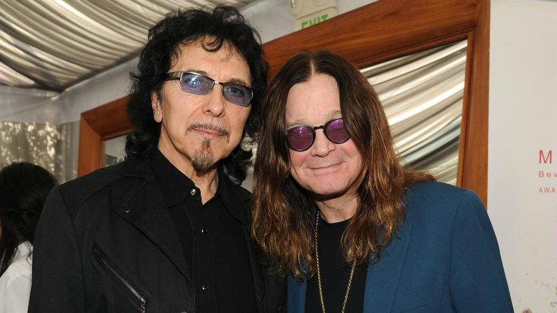 Ozzy Osbourne sobre Tony Iommi: 'Ele me intimida para c*** e sabe disso'