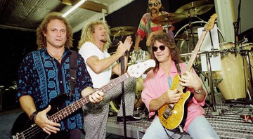 None - Van Halen, em 1993 (Foto: Kevork Djansezian / AP Photo)
