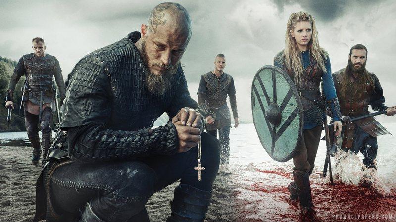 Vikings cancelada: audiência, morte de Ragnar e outros motivos