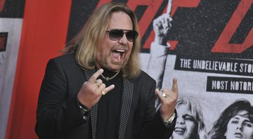 None - Vince Neil, do (Foto: Richard Shotwell/Invision/AP)