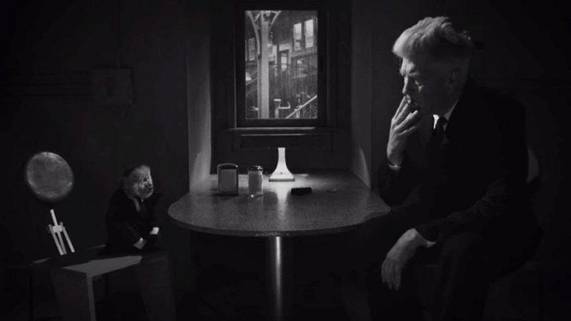 Jack e David Lynch