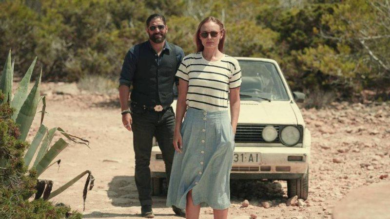 Netflix. Nova série - White Lines. 'Sexo, drogas e tunts tunts em Ibiza'