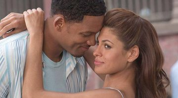 None - Will Smith e Eva Mendes (Foto: Reprudução)