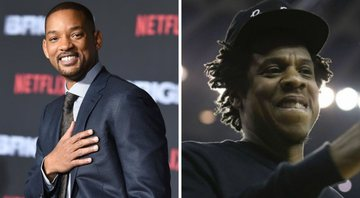None - Will Smith (foto: AP / Jordan Strauss) e Jay-Z (Foto:Ben Margot/AP)