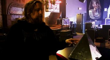 None - Will Carroll, baterista do Death Angel (Foto: Reprodução/Facebook)