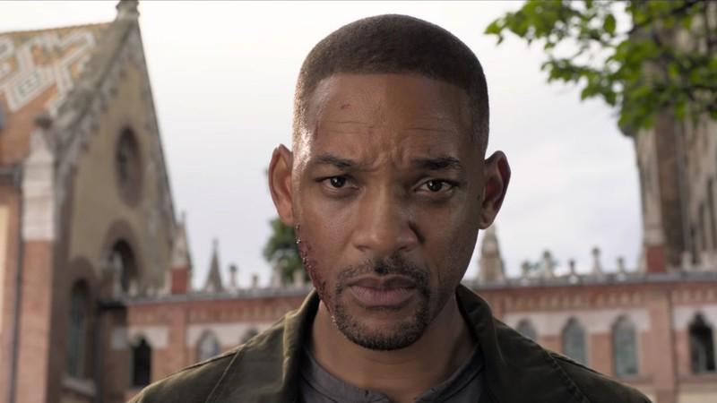Fora de Esquadrão Suicida, Will Smith retorna ao cinema como super-herói