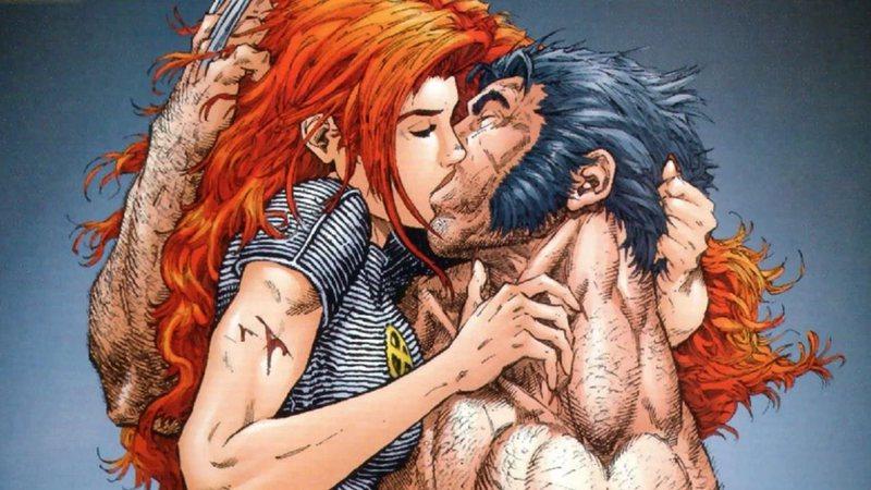 Até que enfim? X-Men confirma namoro entre Wolverine e Jean Grey; conheça