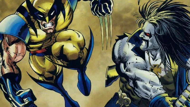 A vez em que o Wolverine e o Lobo se enfrentaram numa luta feroz nas HQ: quem ganhou?