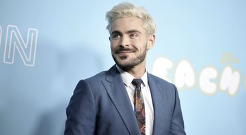 None - Zac Efron (Foto: Richard Shotwell/Invision/AP)