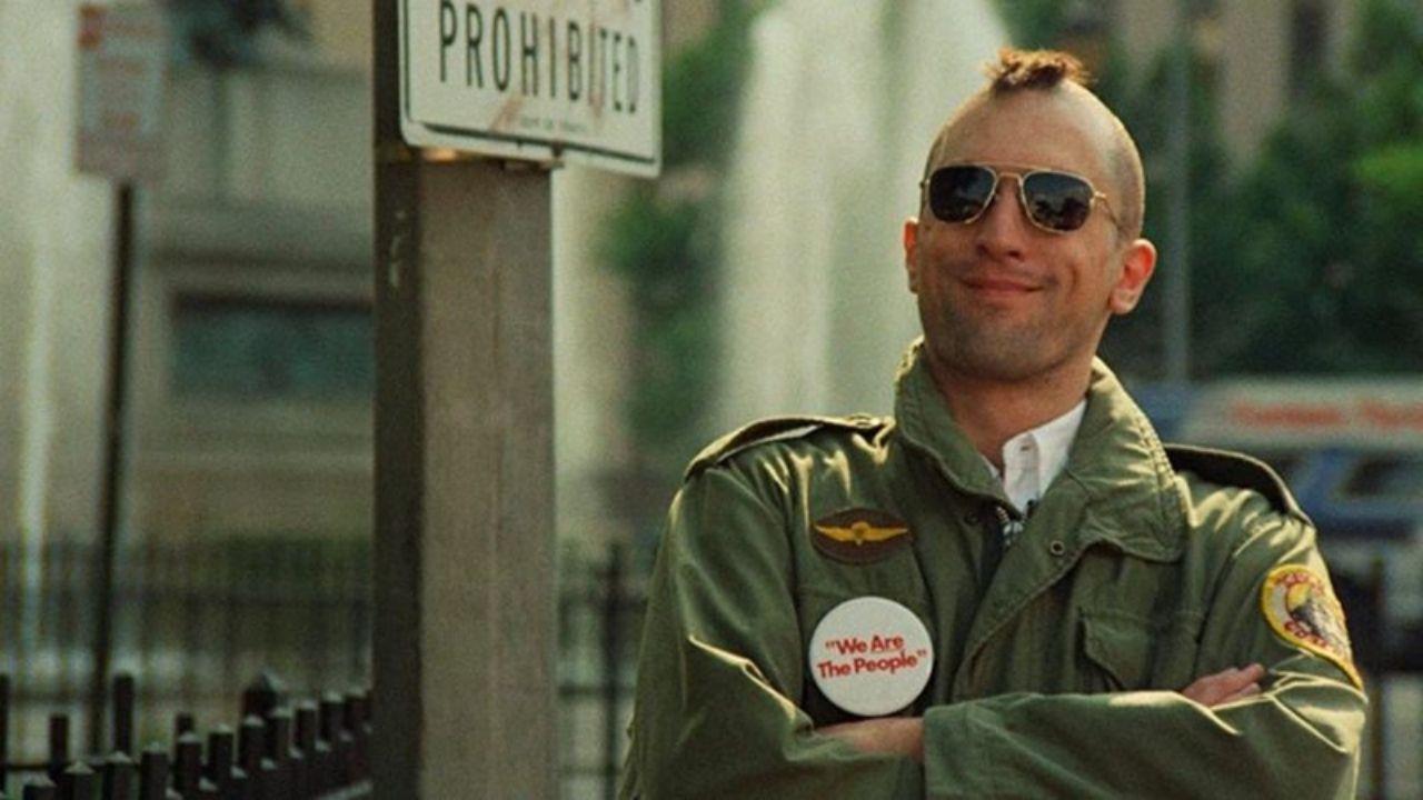 Robert De Niro como Travis Bickle - Taxi Driver: Motorista de Táxi (1976) (Foto: Divulgação)