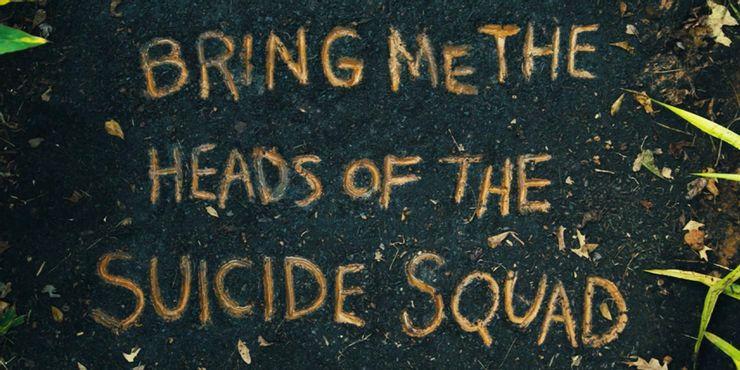 """capítulo """"Bring Me The Heads of the Suicide Squad"""" de Esquadrão Suicida"""