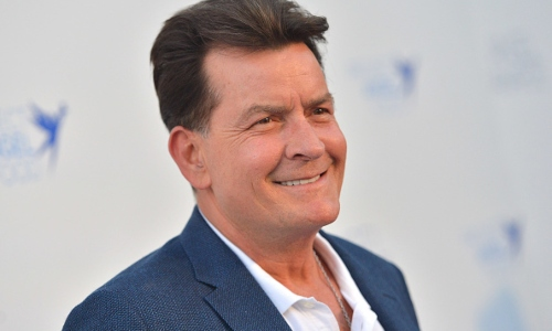 Charlie Sheen em 2018 (Foto: Charley Gallay / Getty Images for Project Angel Food)