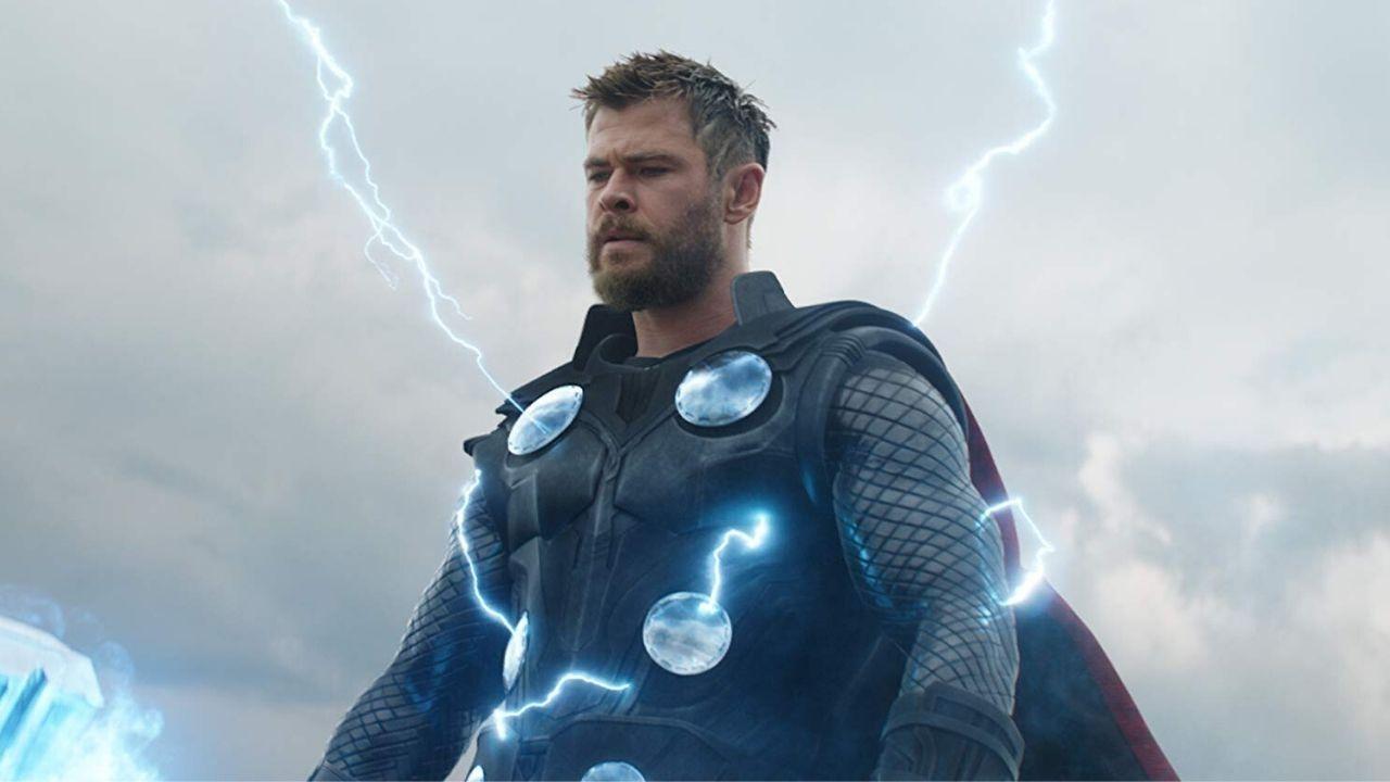 Chris Hemsworth como Thor em cena de Vingadores: Ultimato (Foto: Divulgação / Marvel Studios)