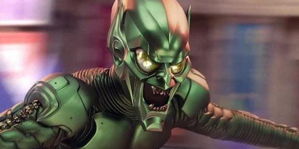 duende verde em homem-aranha