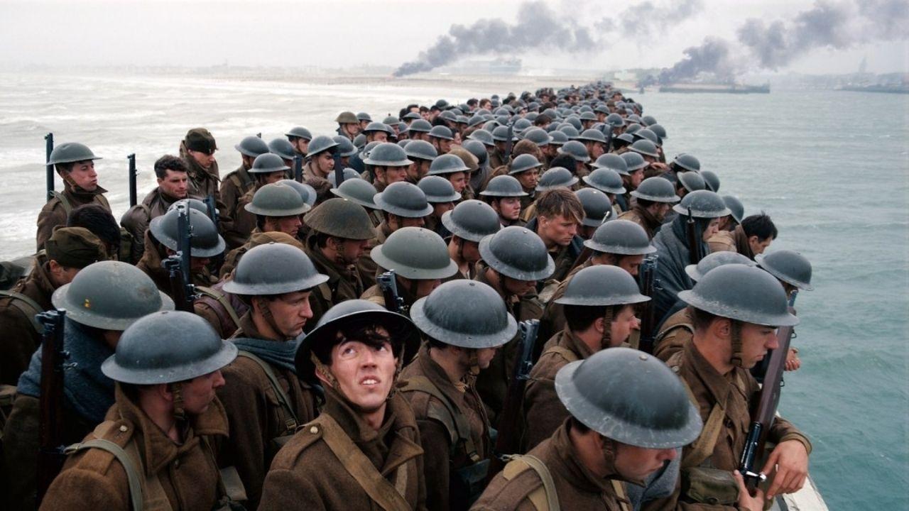 Dunkirk, de Christopher Nolan (Foto: Divulgação)