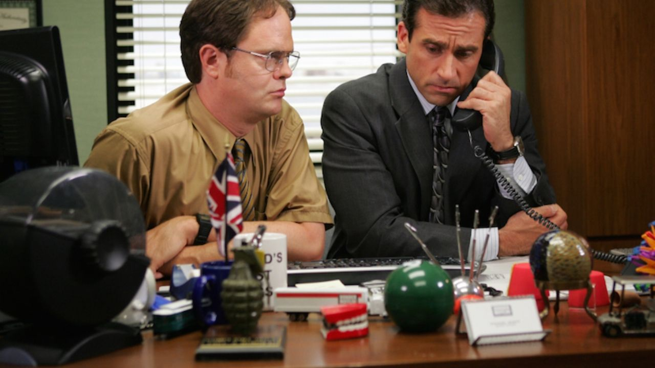 reprod the office