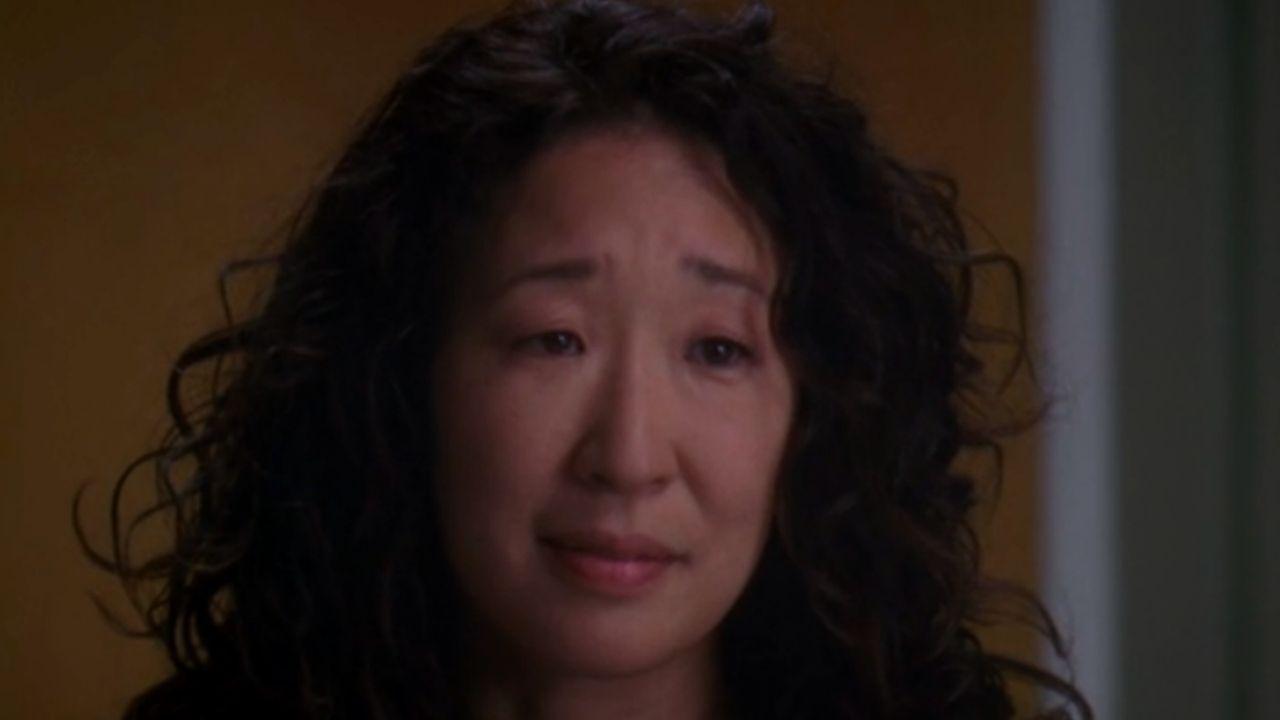 Sandra Oh como Cristina Yang