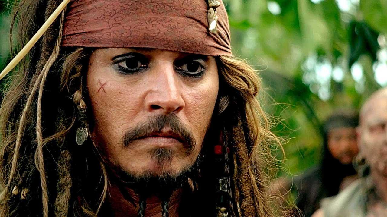 Johnny Depp reproducao