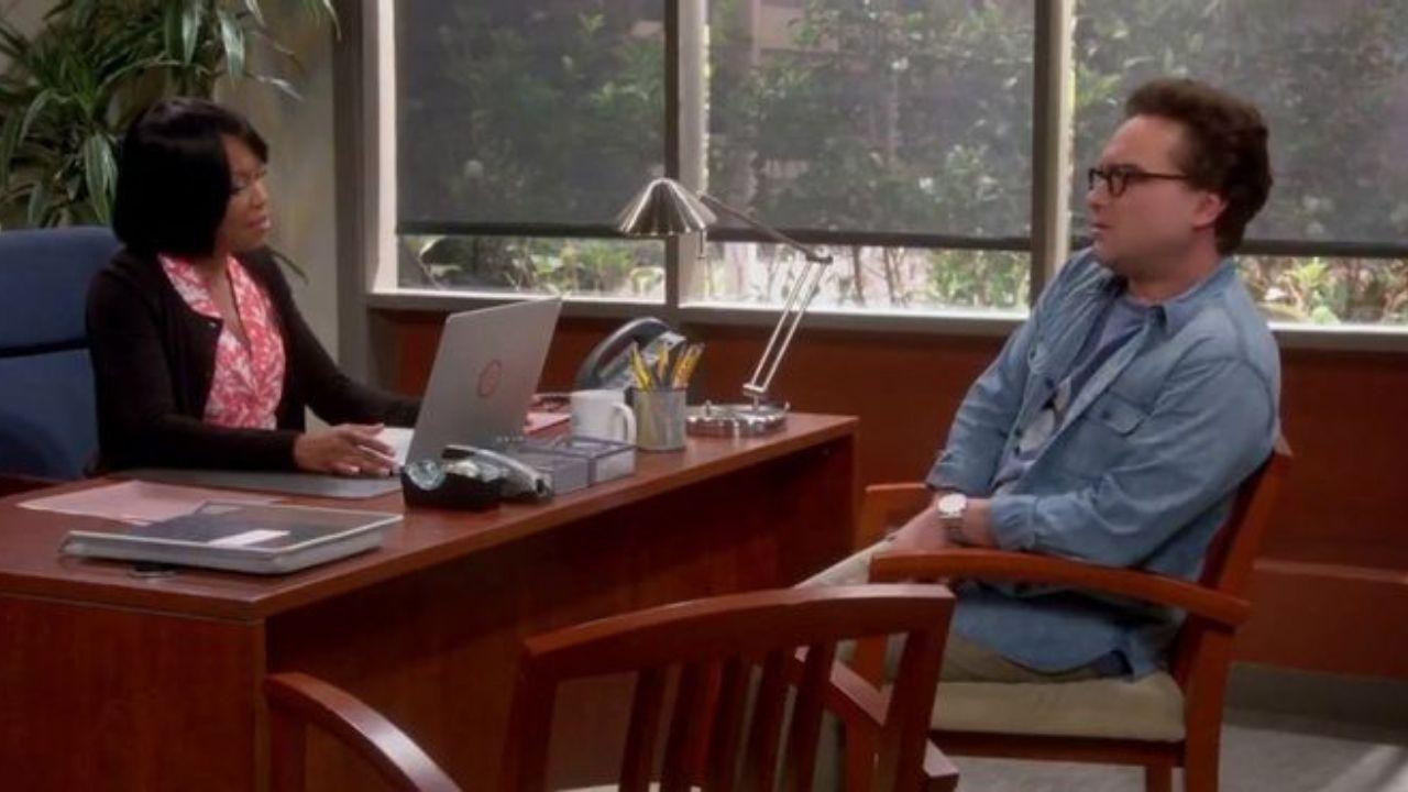 Johnny Galecki como Leonard em The Big Bang Theory (Foto: Reprodução)
