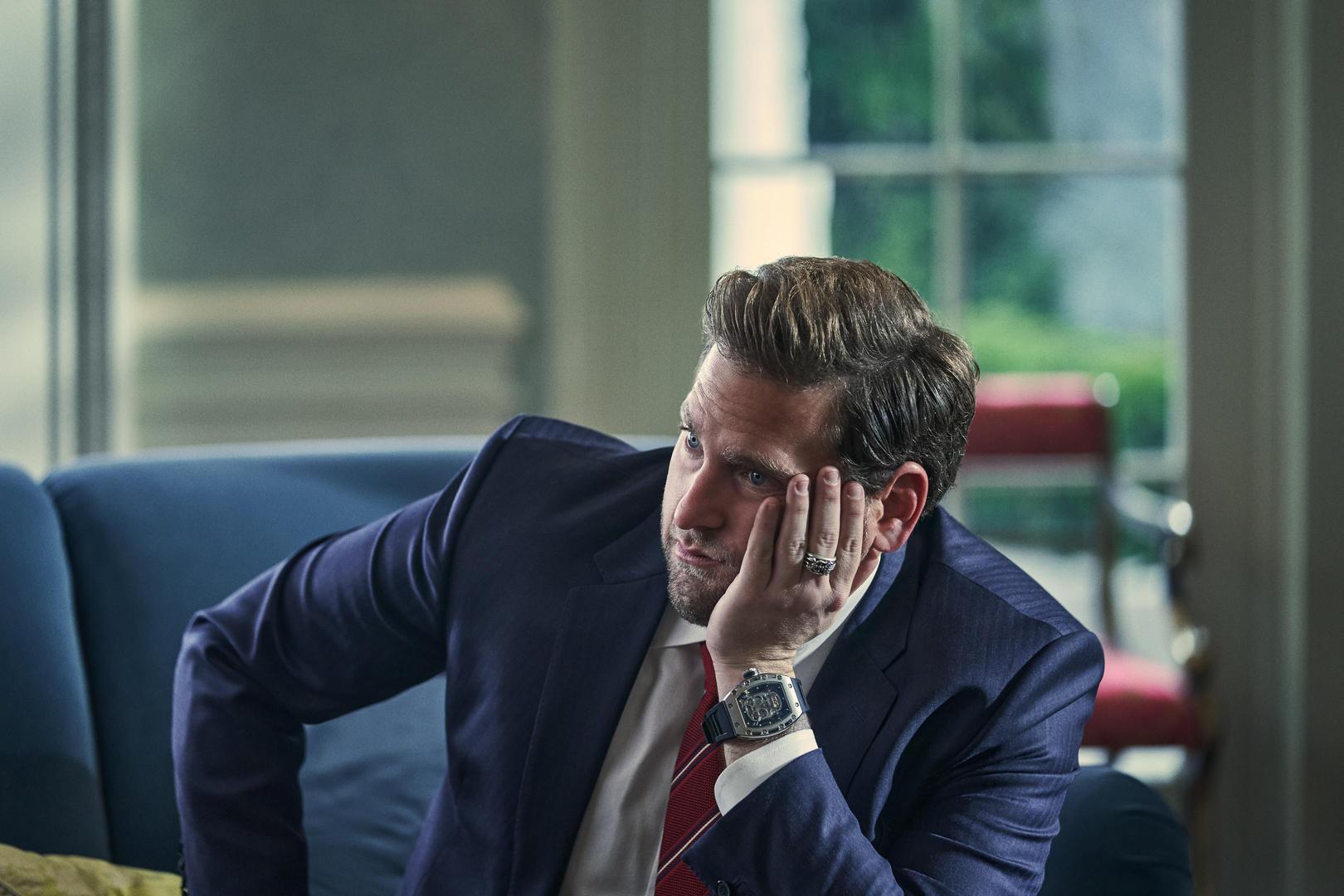 Jonah Hill em Don't Look Up, filme da Netflix (Foto: Divulgação/Netflix)