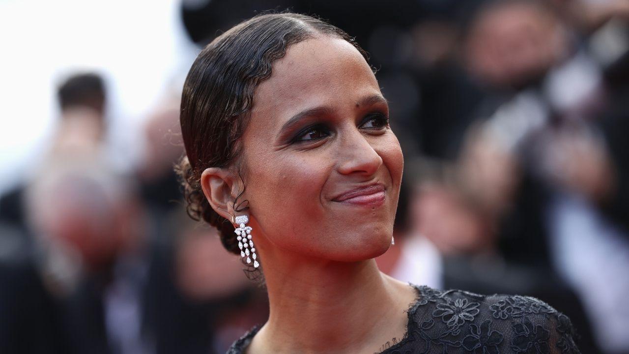 Mati Diop em Cannes