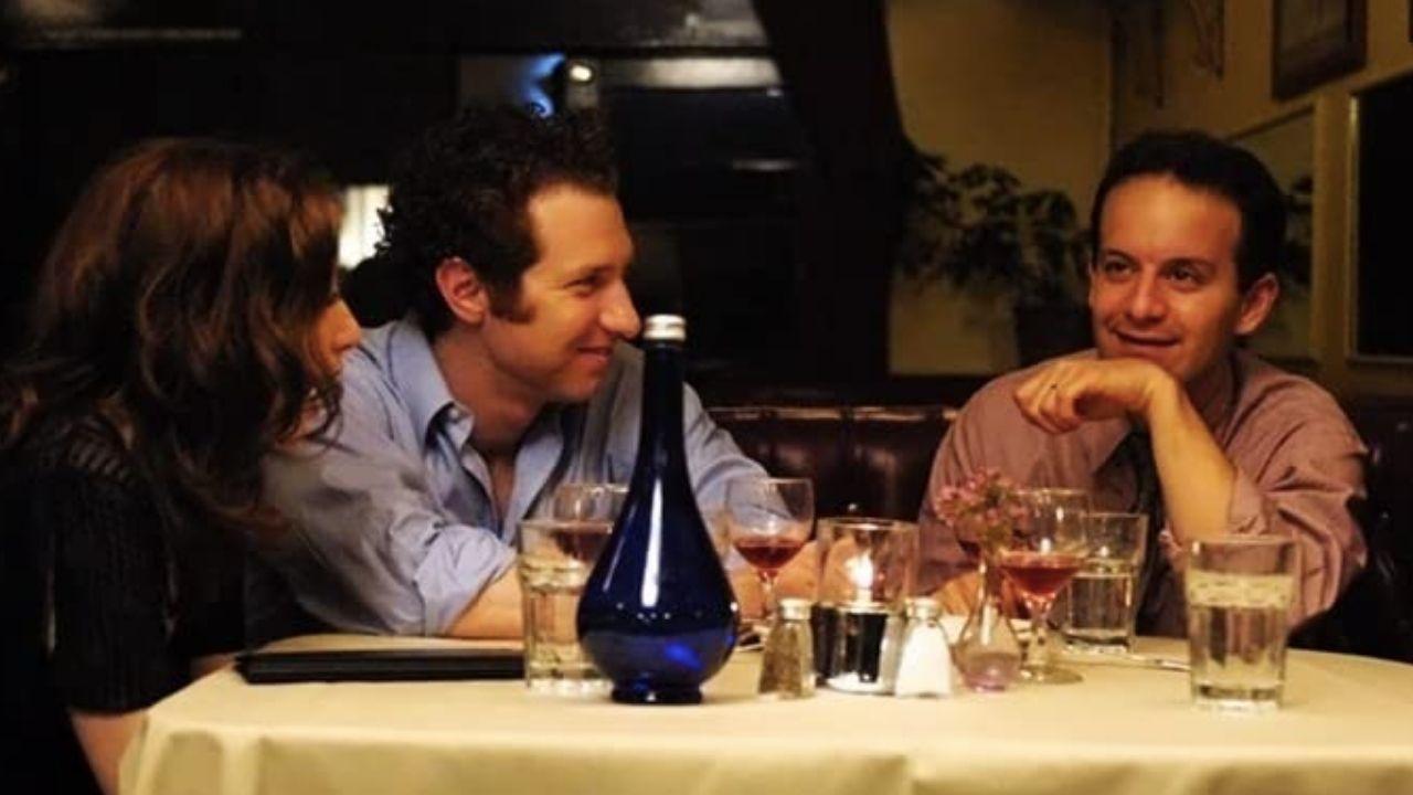 cena de melvin goes to dinner