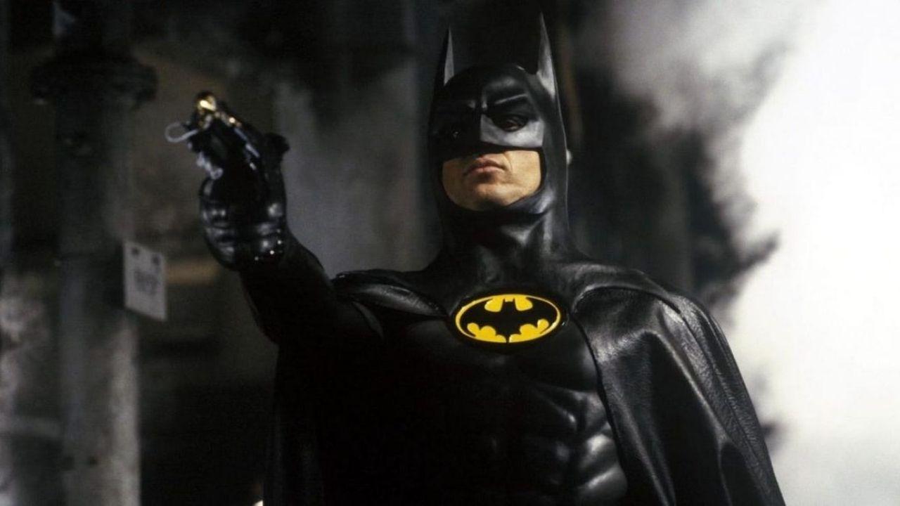 Michael Keaton em Batman (1989) (Foto: Divulgação)