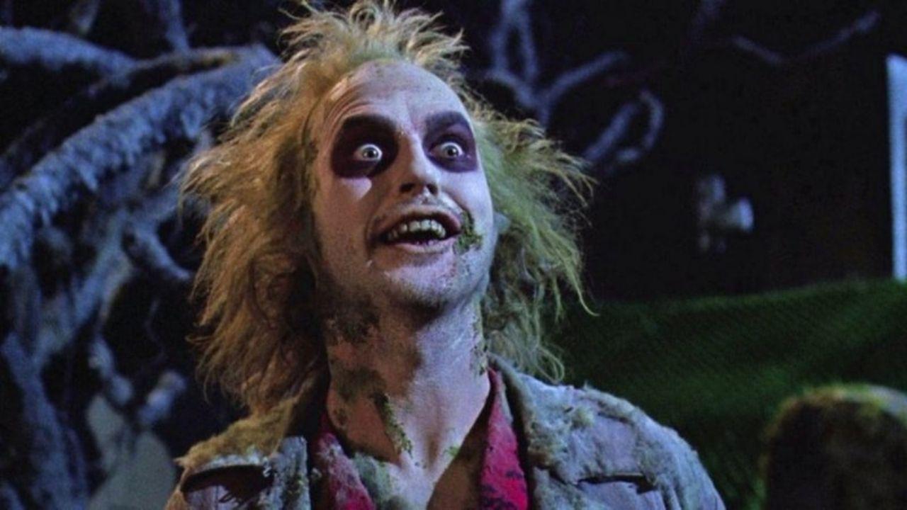 Michael Keaton em Beetlejuice (Foto: Reprodução via IMDB)