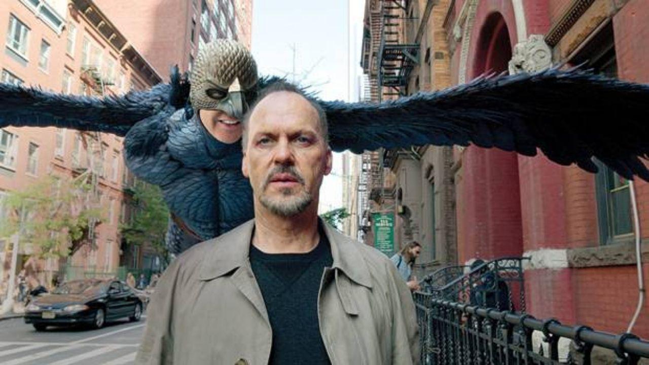 Michael Keaton em Birdman ou (A Inesperada Virtude da Ignorância) (2014) (Foto: Divulgação)