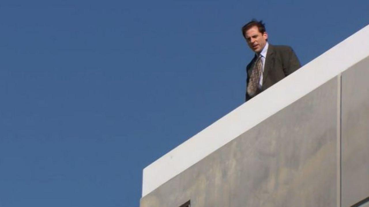 Michael Scott (Steve Carell) em The Office (Foto: Reprodução)