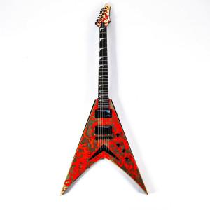 Reprodução guitarra